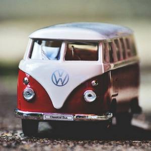 VW T1 Bulli Modell