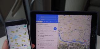 10 nützliche Apps für´s Campen