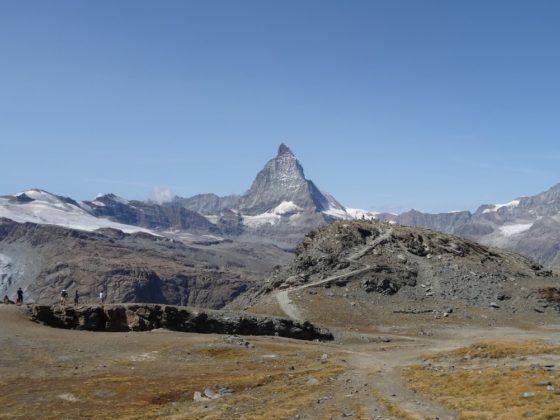 Das Matterhorn vom Gornergrat, Zermatt