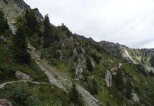 Wanderweg Grand Balcon Sud von Planpraz nach Flègére