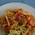 Camping-Küche: Fenchel-Tomaten Gemüse