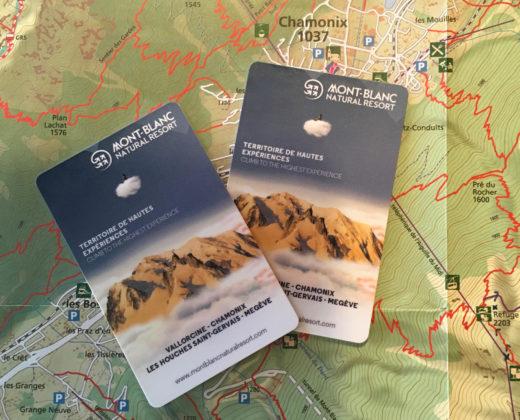 Mont-Blanc MultiPass, empfehlenswertes Mehrtagesticket für die Bergbahnen rund um Chamonix