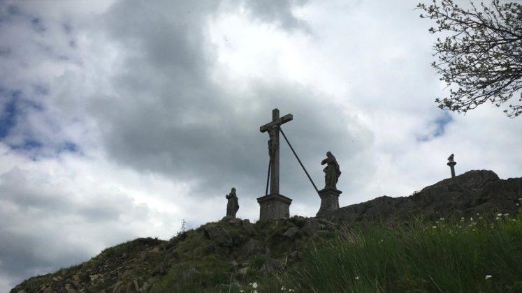 Milseburg Gipfelkreuz