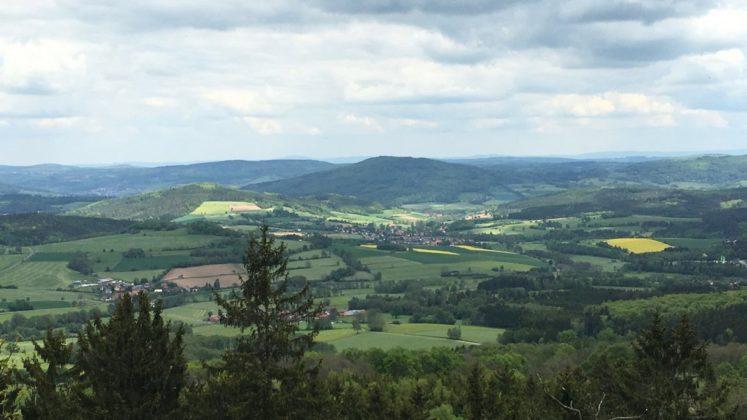 Milseburg Panorama