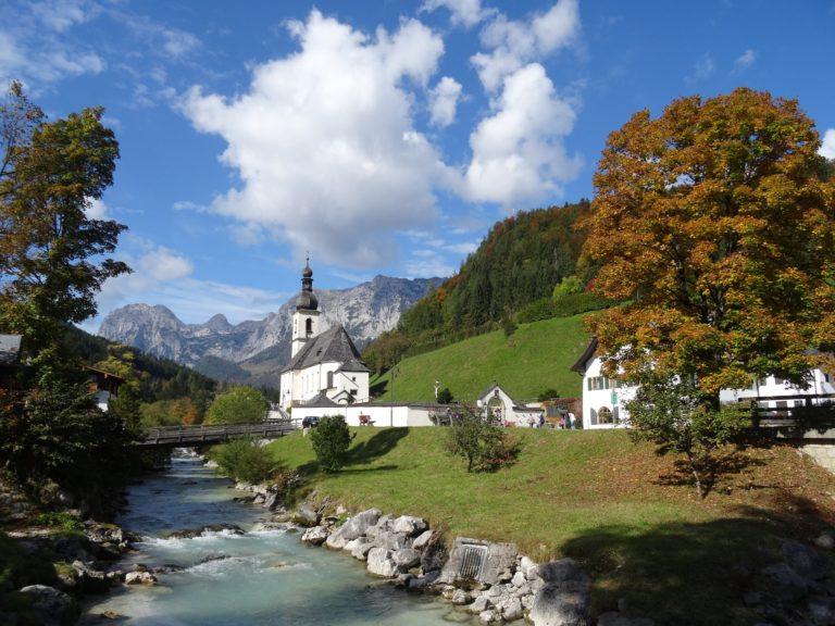 Berchtesgaden mit dem Wohnmobil