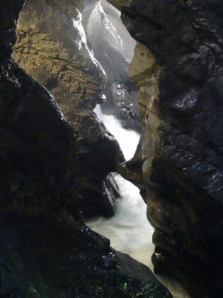Trümmelbachfälle Lauterbrunnen