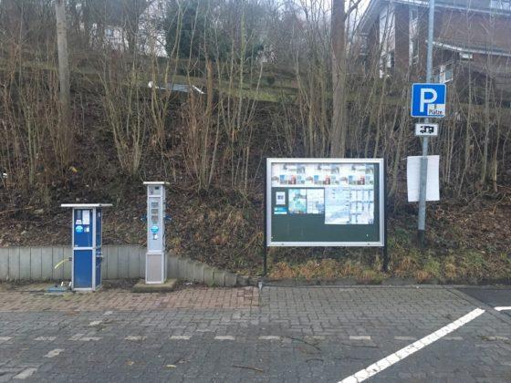 Wohnmobilstellplatz Dillenburg