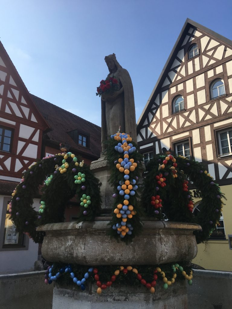 Osterbrunnen Pottenstein