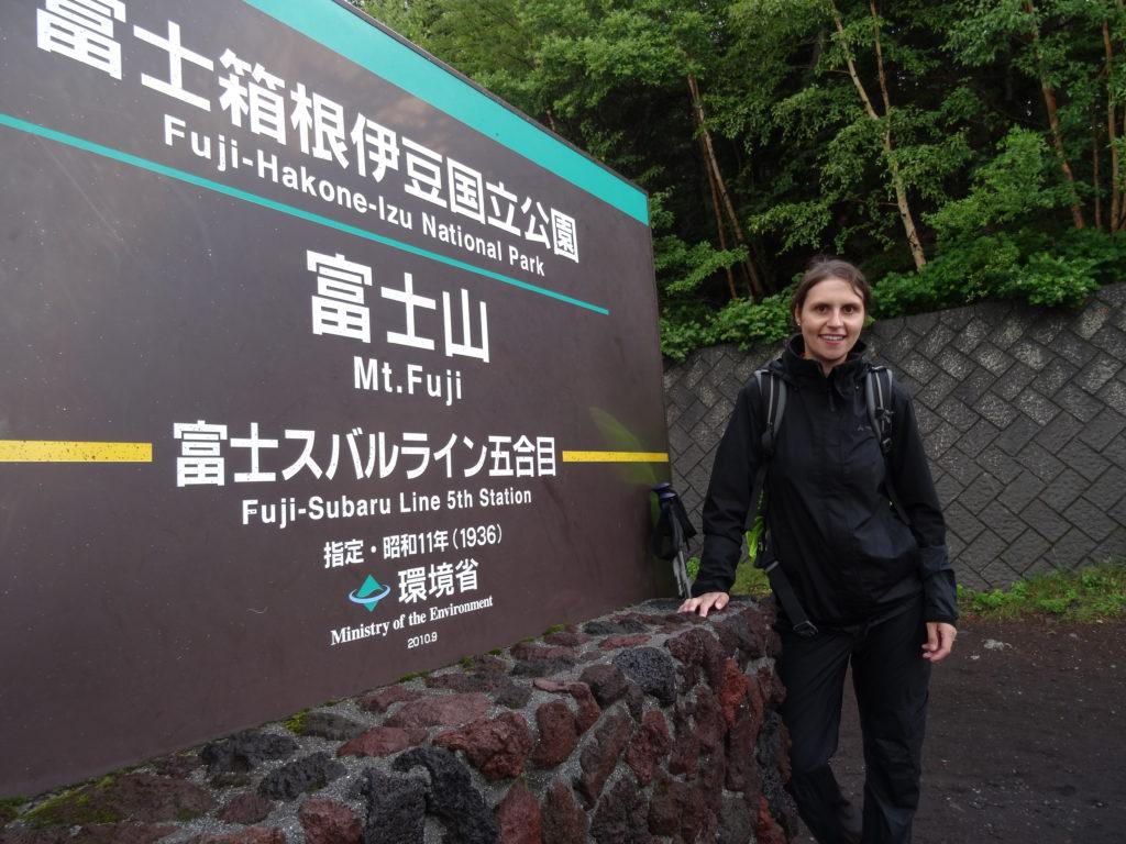 Fuji 5th Station