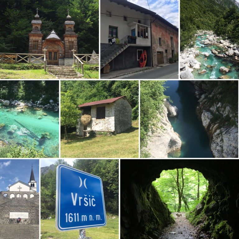 Soča Tal – Wohnmobil-Reise durch Slowenien