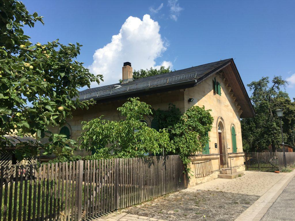 Schleuserhaus Bamberg
