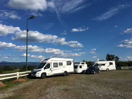 Der Campingplatz Camping Plana