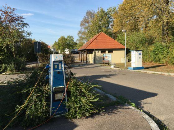 Wohnmobilstellplatz Rothenburg ob der Tauber
