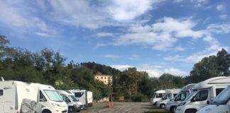 Wohnmobilstellplatz La Spezia