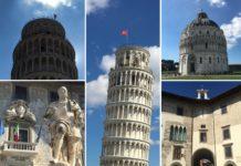 Pisa mit dem Wohnmobil
