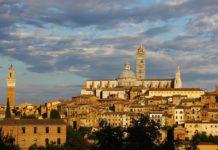 Siena mit dem Wohnmobil