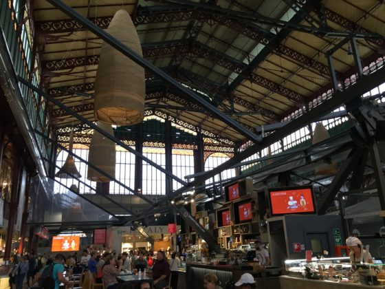 Mercato Centrale Florenz