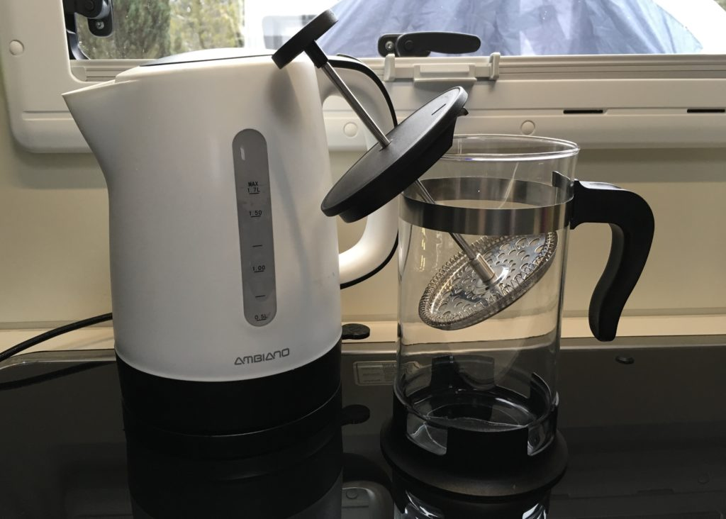 French Press Wohnmobil