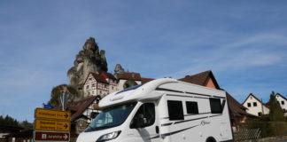 Tüchersfeld Wohnmobil
