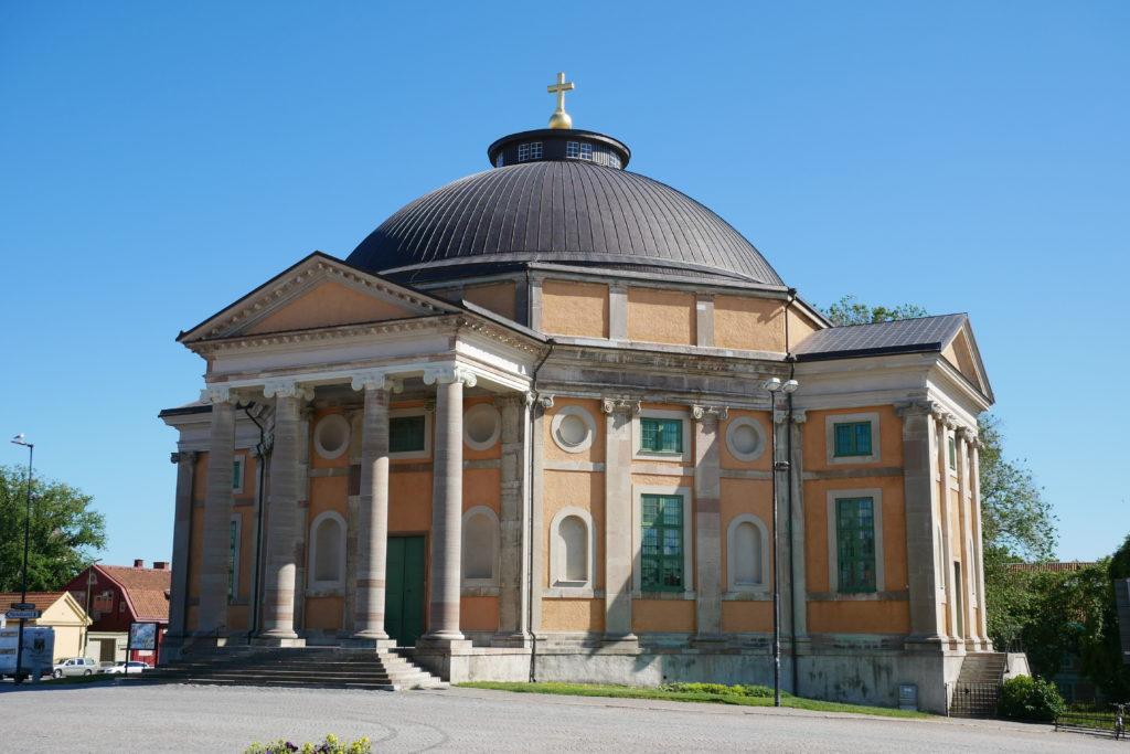 Dreifaltigkeitskirche in Karlskrona