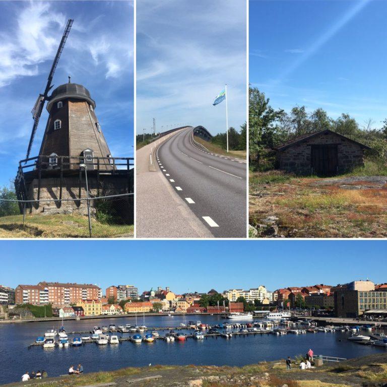 Wohnmobil-Reise durch Süd-Schweden: Karlskrona