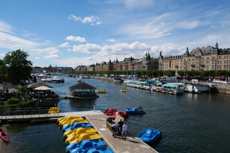 Wohnmobil-Reise durch Süd-Schweden: Stockholm in 24 Stunden