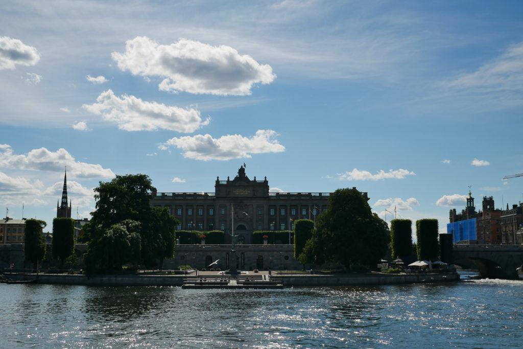 Parlament Schweden