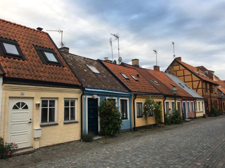Wohnmobil-Reise durch Süd-Schweden: Ystad