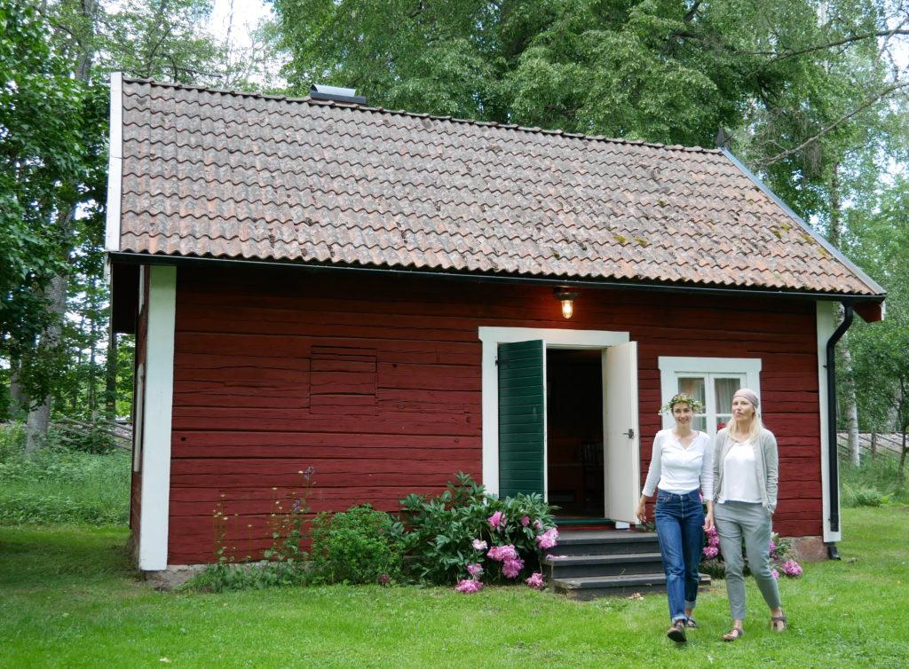 Hütte Park Södra Vi