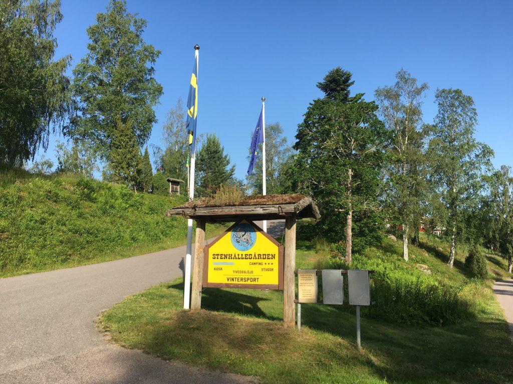 Campingplatz Stenkaellegarden