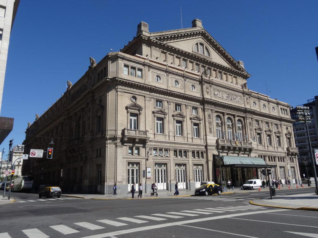 Teatro Colón - Oper von Buenos Aires